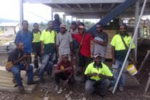 Export Pacific Construction Team